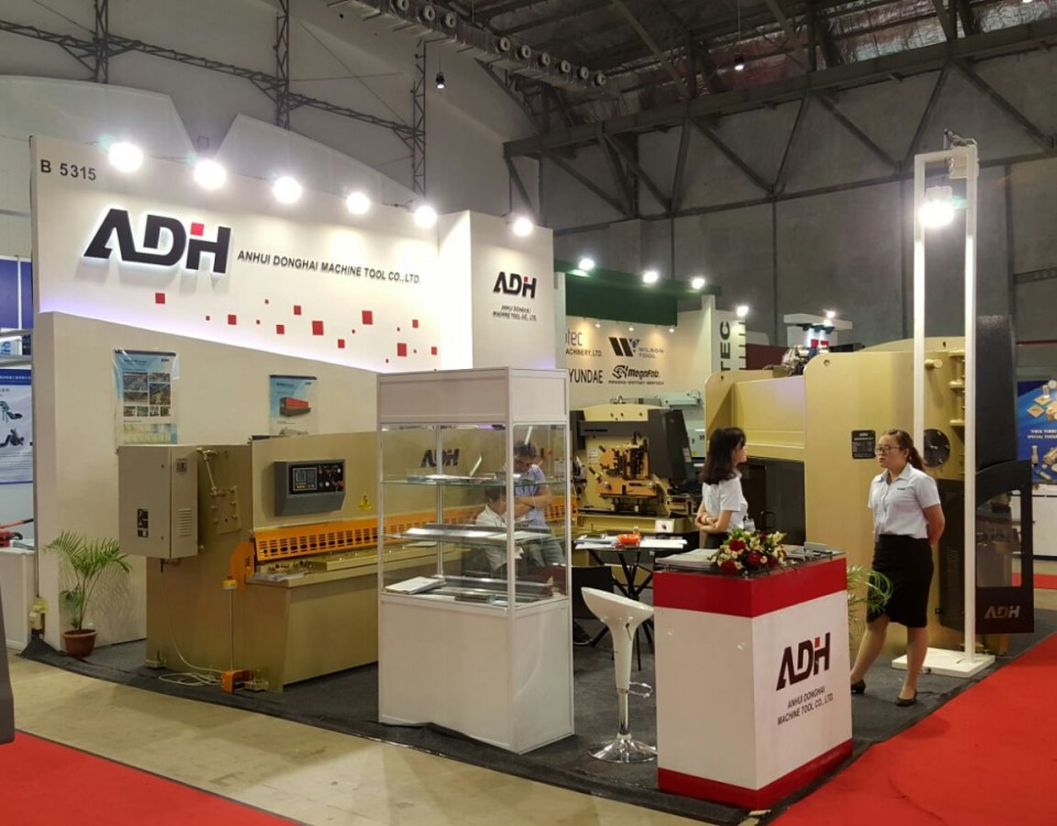 Exhibition Contractor Anhui Donghai Machine - Manufacturing Indonesia 2015